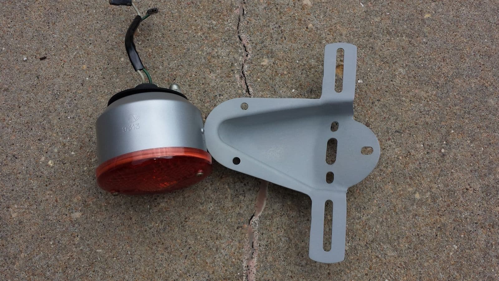 127 Sears CEV Taillight