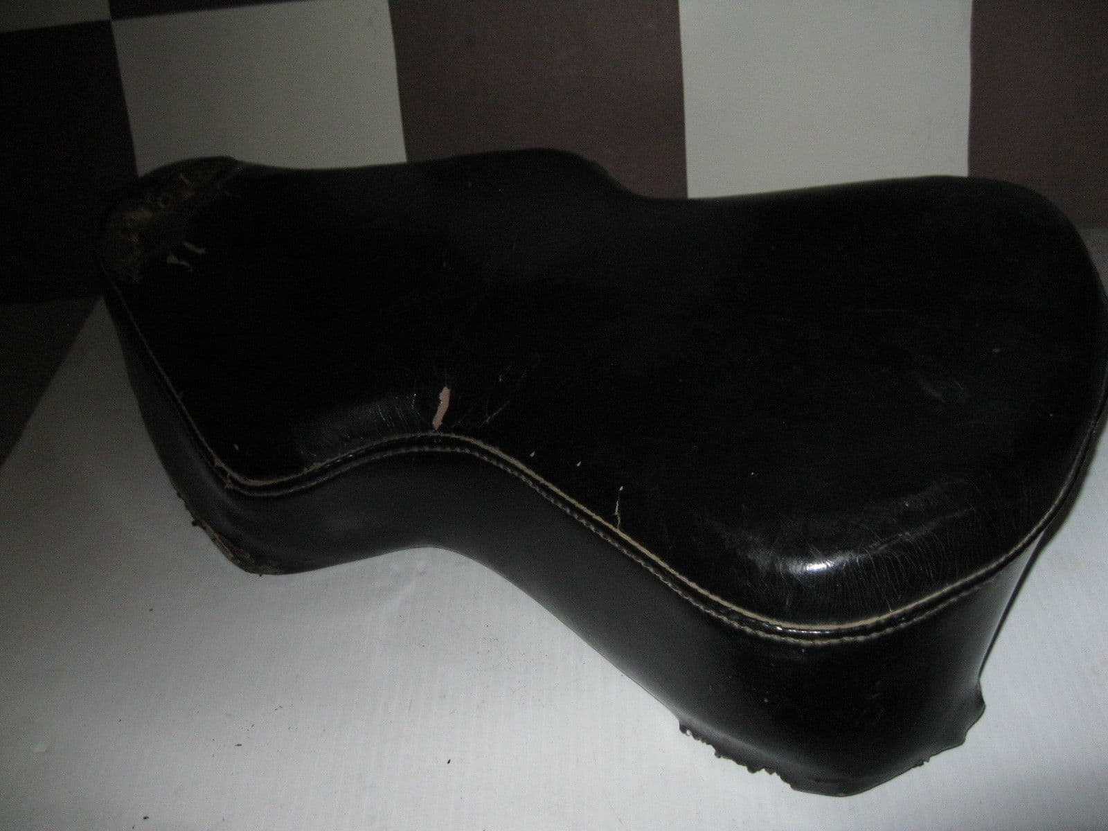 28f7521 Sears Allstate 175 and 250 Bates Seat