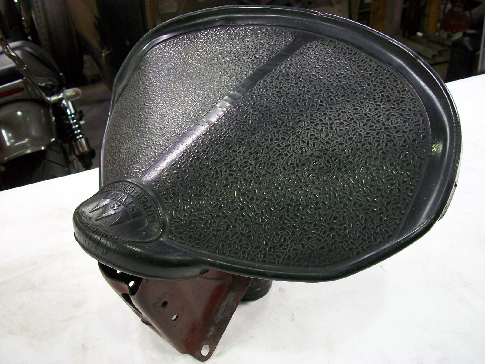 28f7534 Sears Allstate 175 and 250 Puch Seat