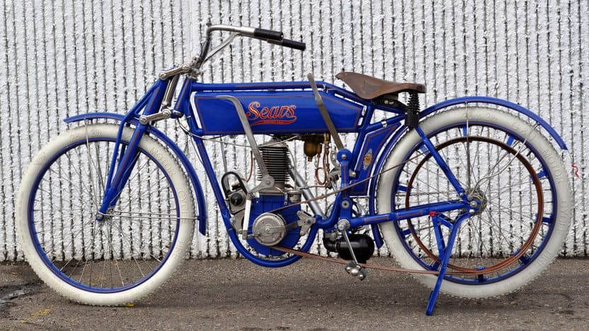 19a208 Sears Auto-Cycle