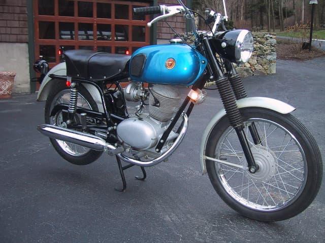 Gilera Sears 106ss Motorcycle Sears Allstate