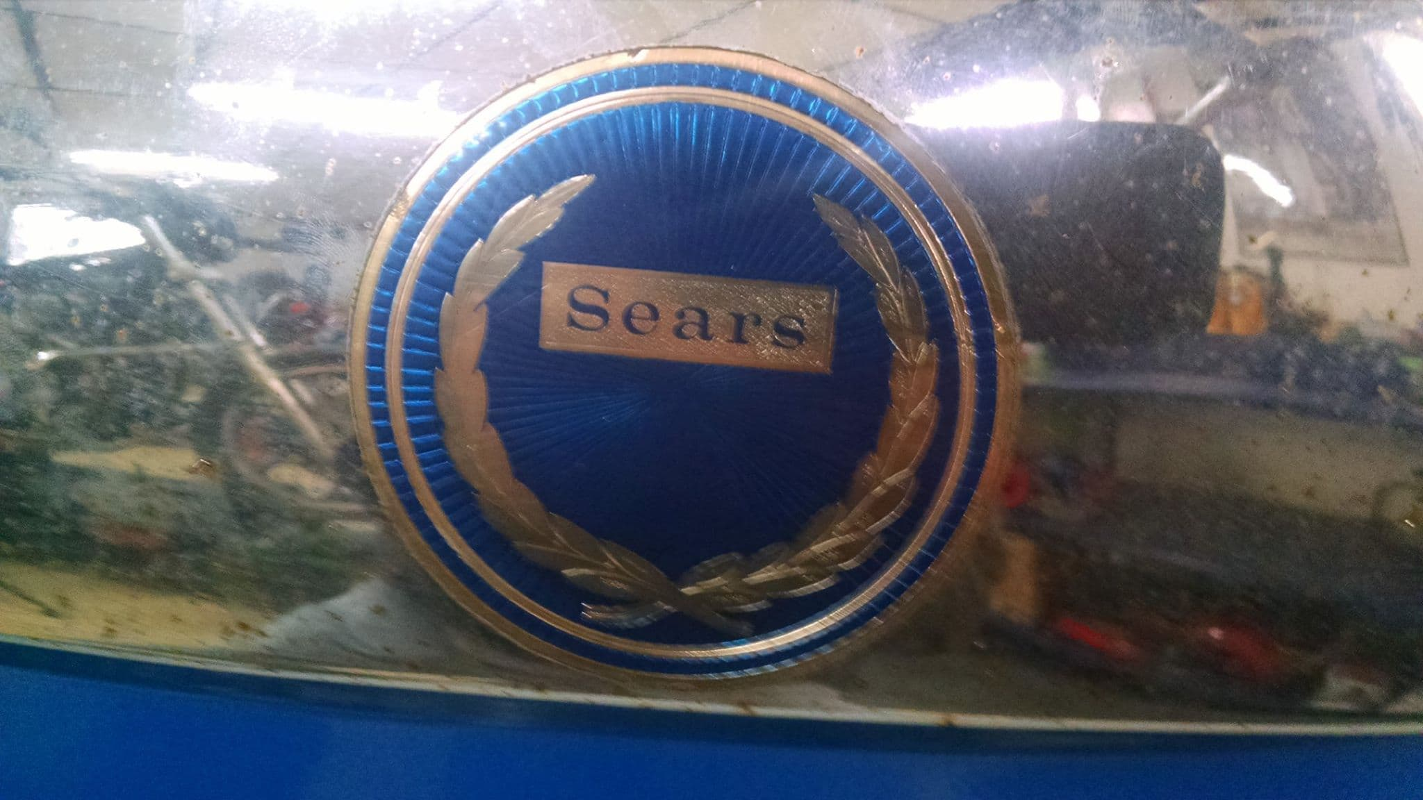 810.895111 Sears Sabre Puch