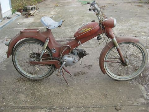 810.94001 Allstate Mo-Ped Puch