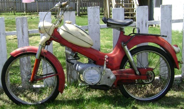 810.94010 Allstate Mo-Ped Puch