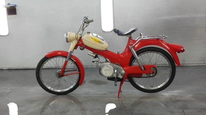 50 cc moped 15