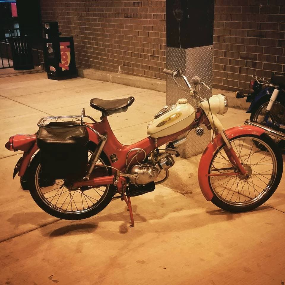 810.94018 Allstate Mo-Ped Puch