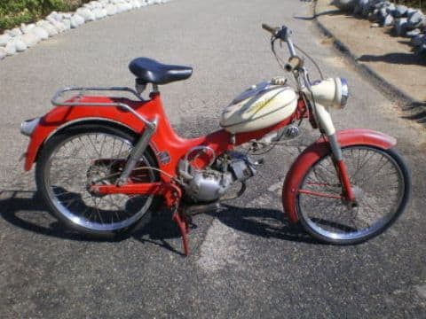 810.94019 Allstate Mo-Ped Puch