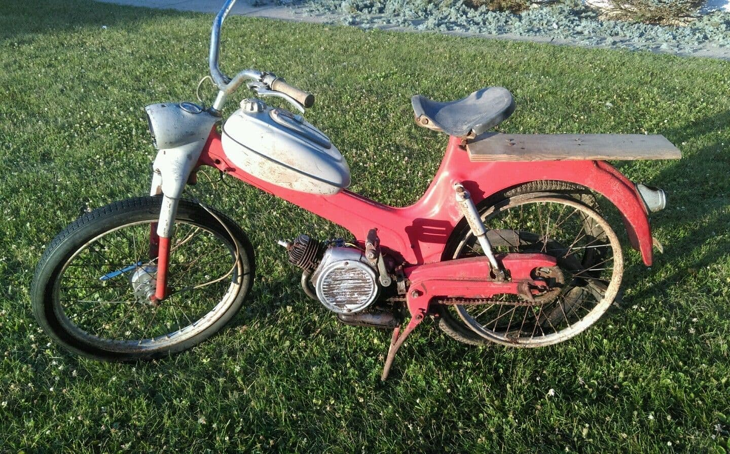 810.94050 Allstate Mo-Ped Puch