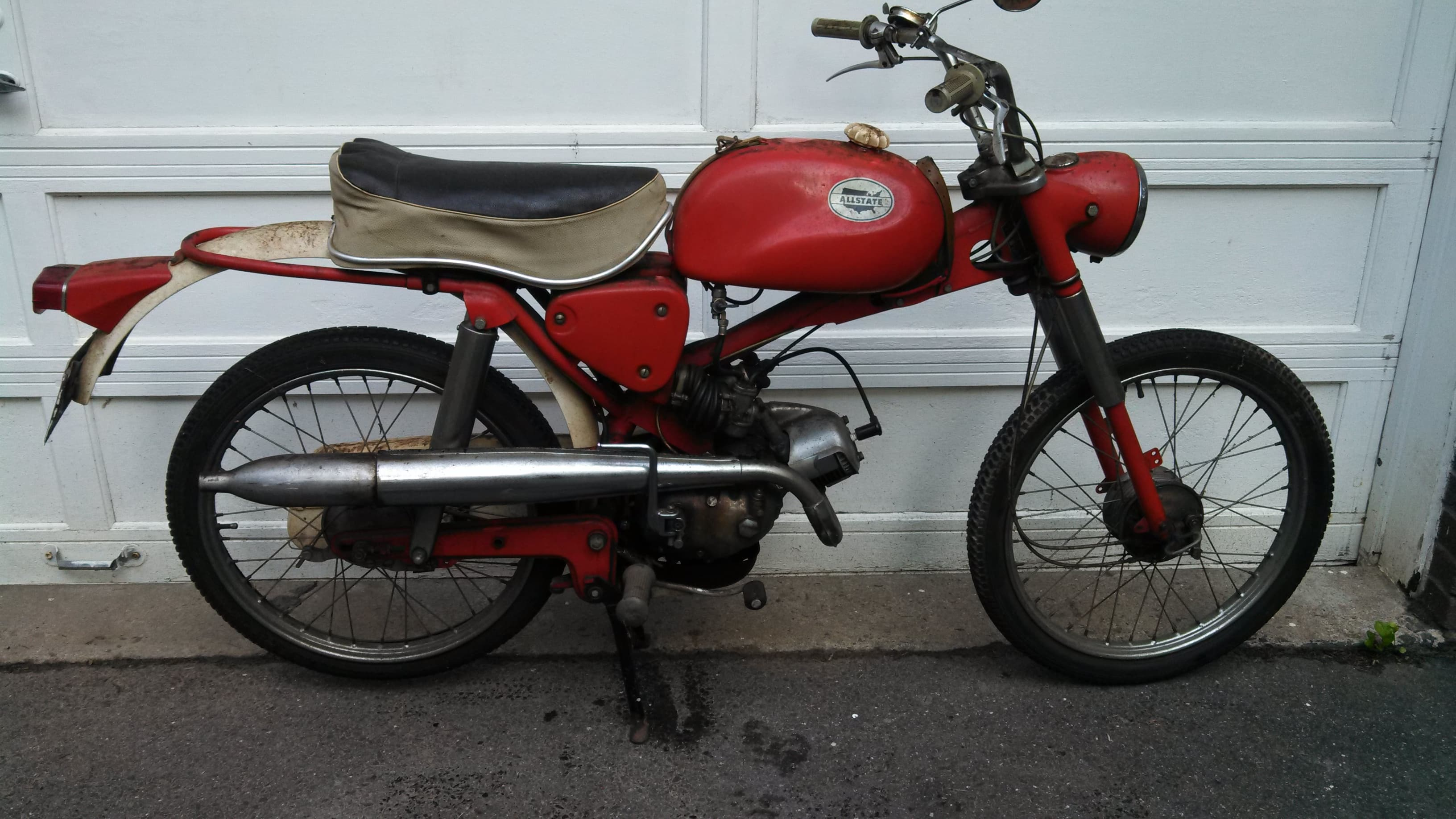 Puch moped parts 11