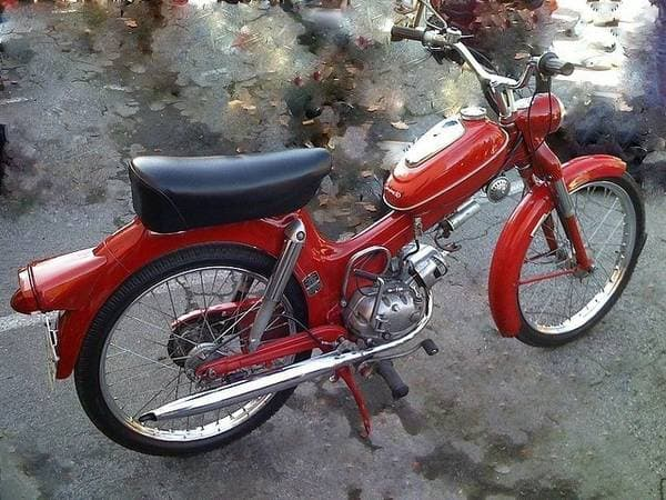 810.94090 Sears Campus Mo-Ped Puch