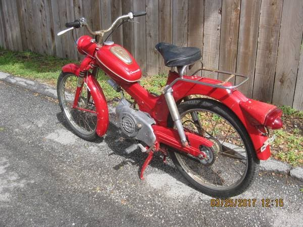 810.94099 Sears Campus Mo-Ped Puch