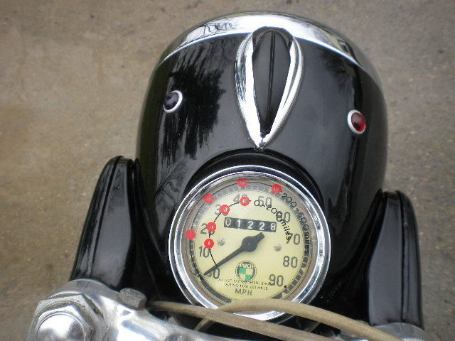 810 94222 Puch Sears SR250 Motorcycle | Sears Allstate Riders