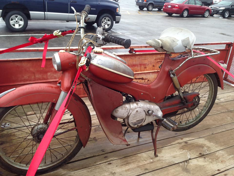 810.94250 Allstate Mo-Ped Special Puch