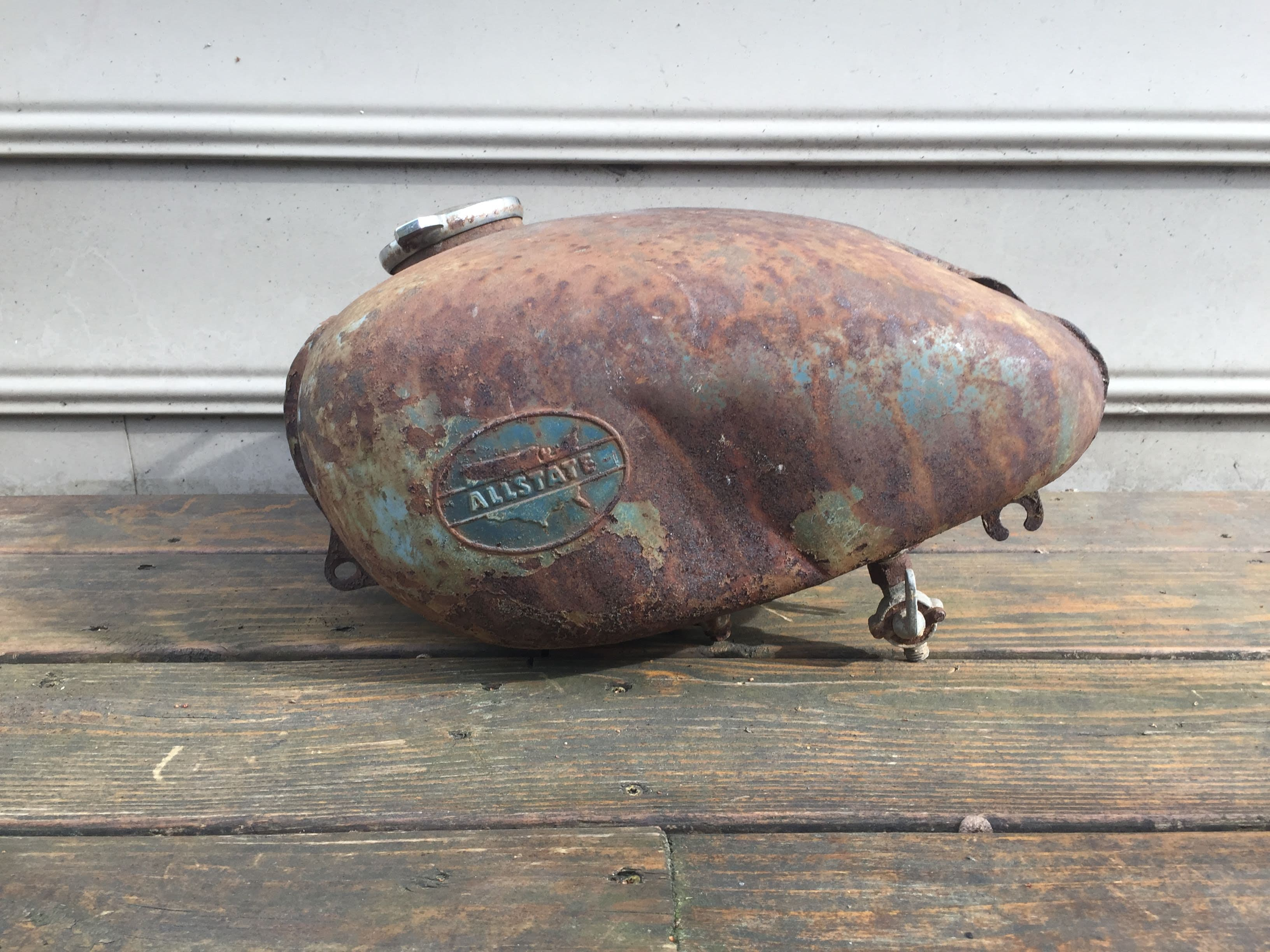 Allstate 175 Gas Tank
