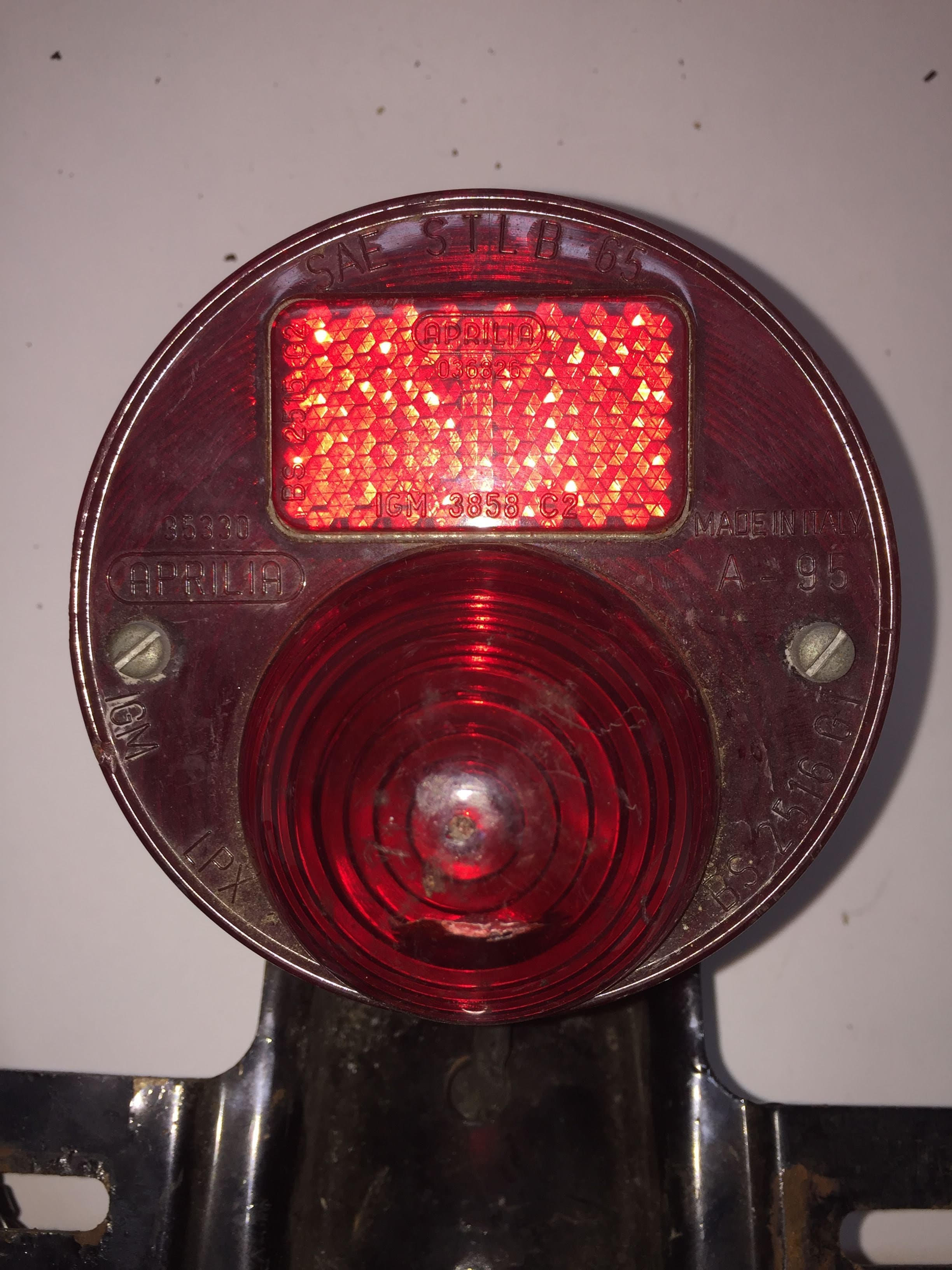 Sears 106SS Taillight