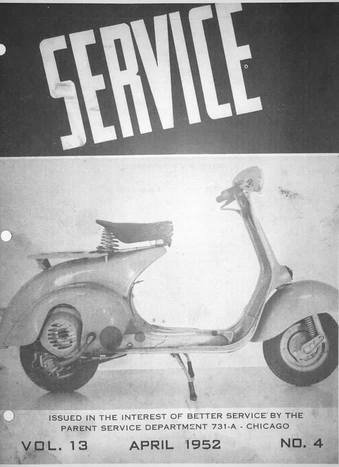 Allstate Cruisaire April 1952 Service Manual