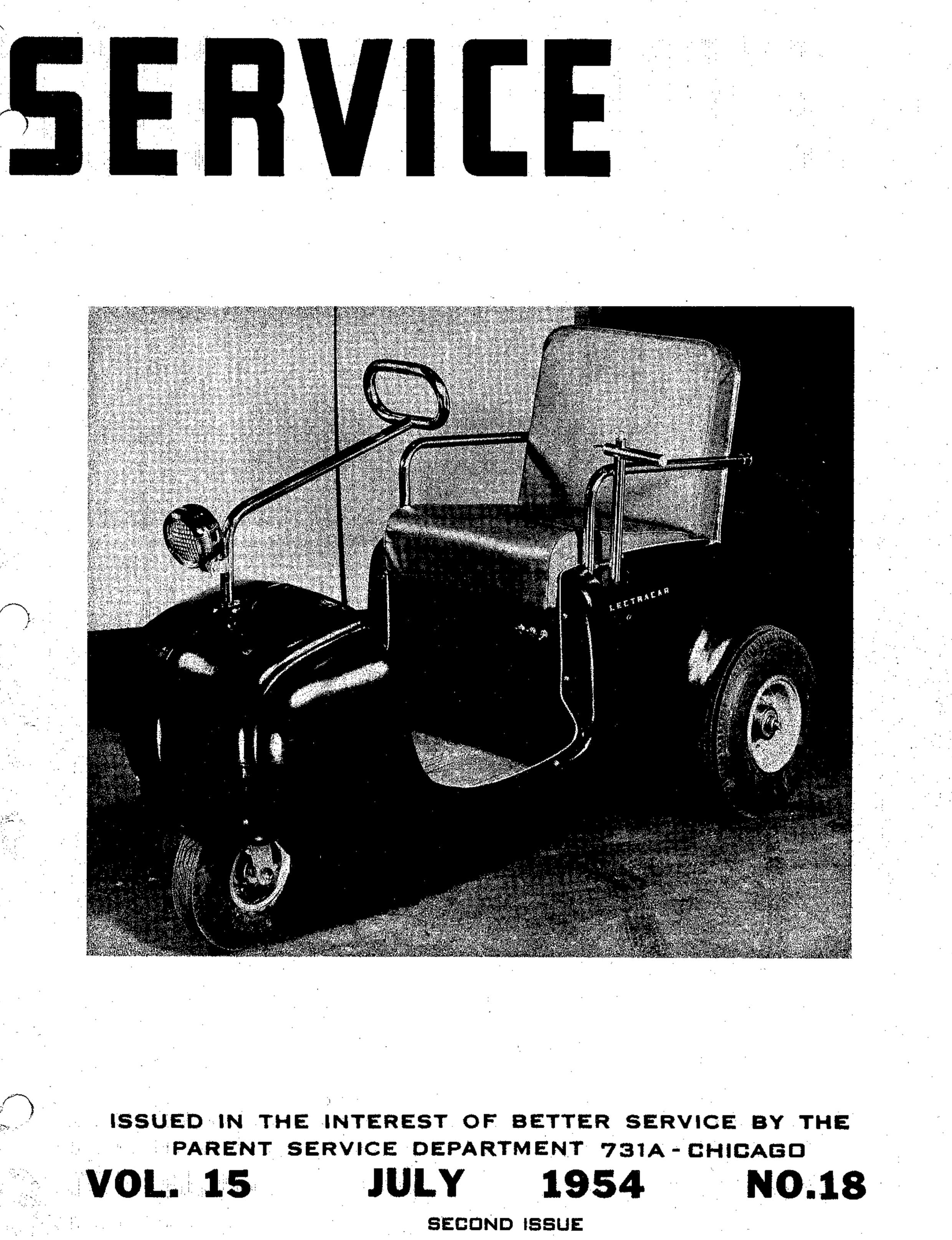 Lectracar Service Manual